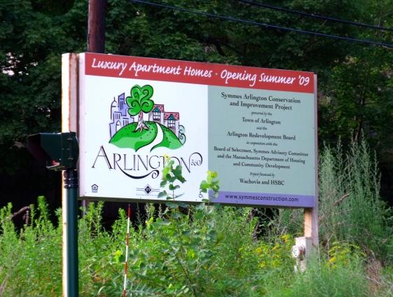 arlington sign